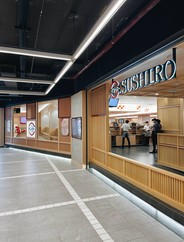 SUSHIRO THAILAND centralwOrld