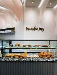 Wondering : Cafe' & Bakeshop เซ็นทรัลชิดลม