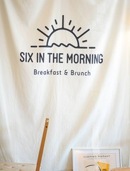 Six In The Morning Cafe