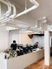 Den Cafe' ถนนเศรษฐศิริ