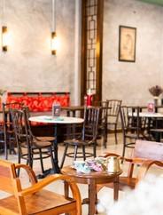 กากี่นั้ง Oriental Tea & Desserts Cafe