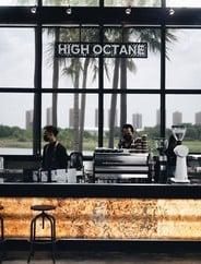 High Octane cafe สาขาหลัก
