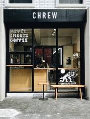 Chrew x Never Snooze Coffee