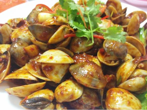 Famous Singapore Seafood Restaurant