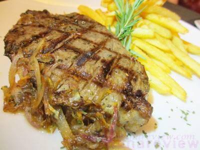 สเต็กคุณภาพดี รสชาตินิวยอร์คแท้ @ Avenue New York Grill สุขุมวิท 16 on wongnai.com