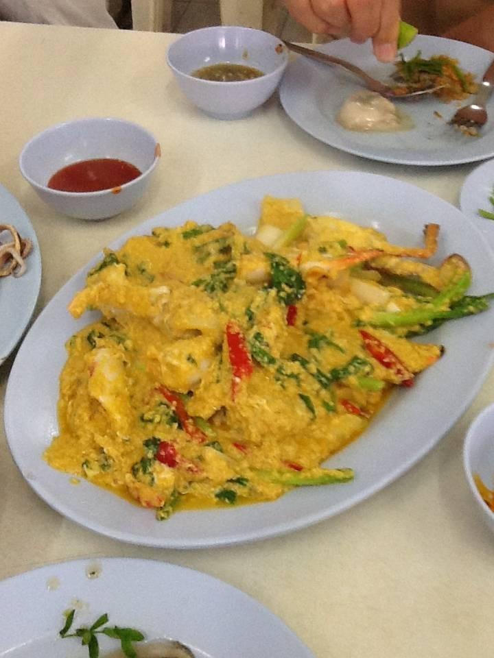 อาหารรสชาดอร่อยสด @ ทะเลเผาบางอ้อ on wongnai.com