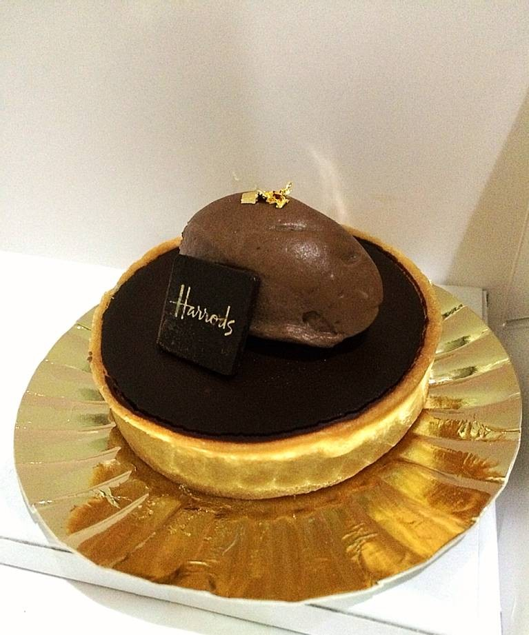 Chocolate Tart 165.-