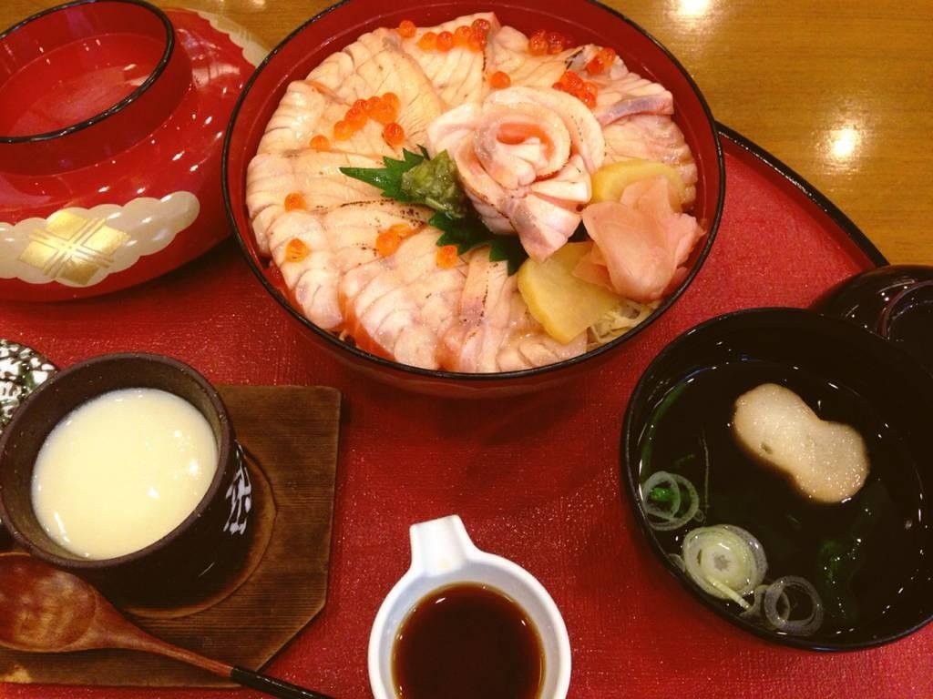 Salmon Jyu