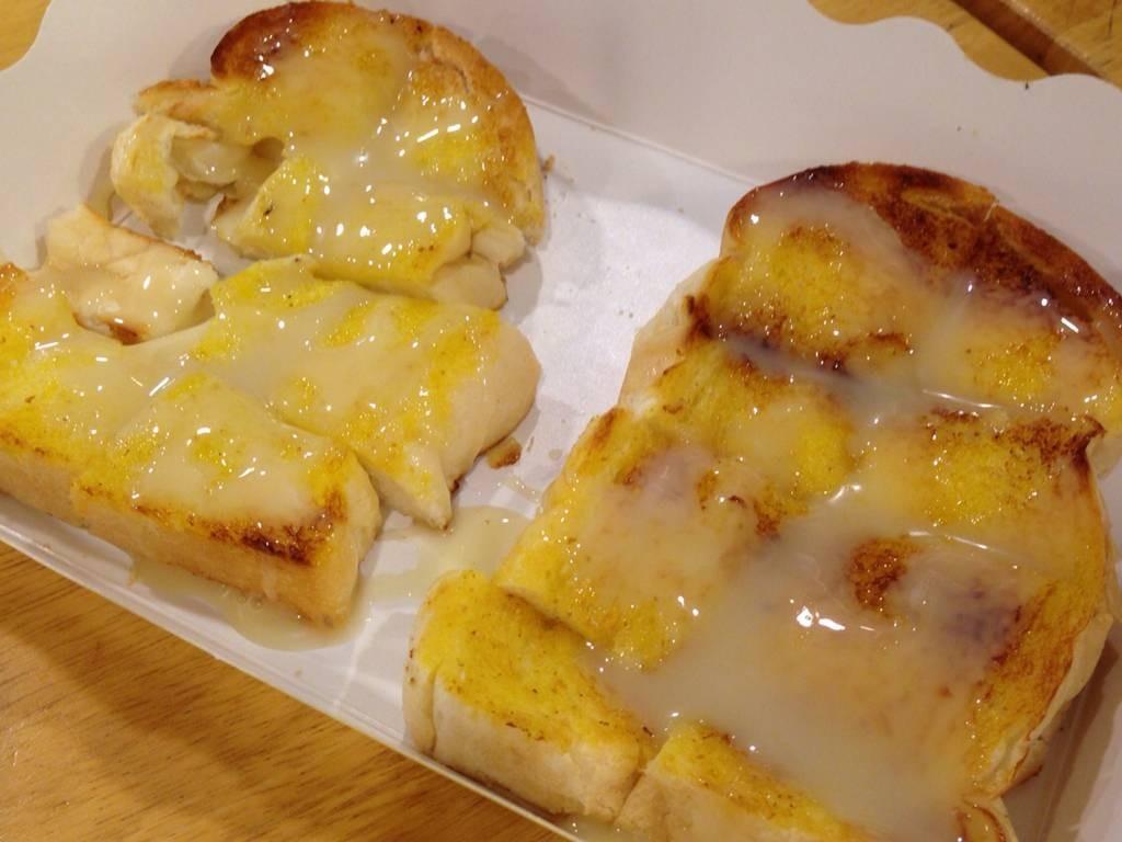 ขนมปังเนยนม อร่อยจนต้องเบิ้ล
