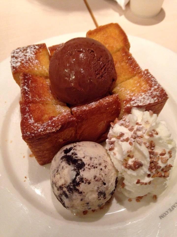 Shibuya Honey Toast
