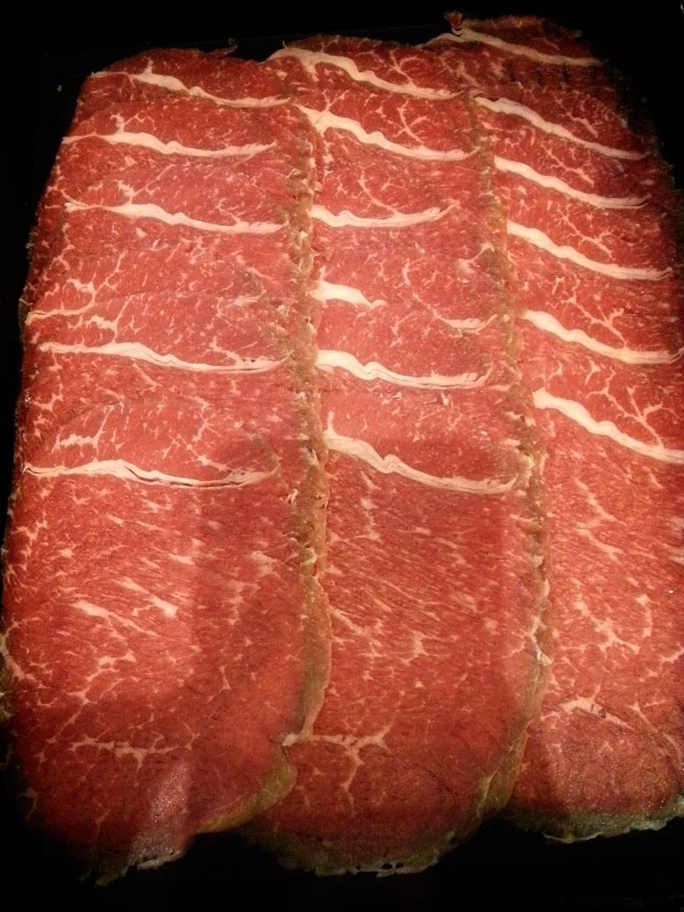เนื้อวัวคือดีงามมาก