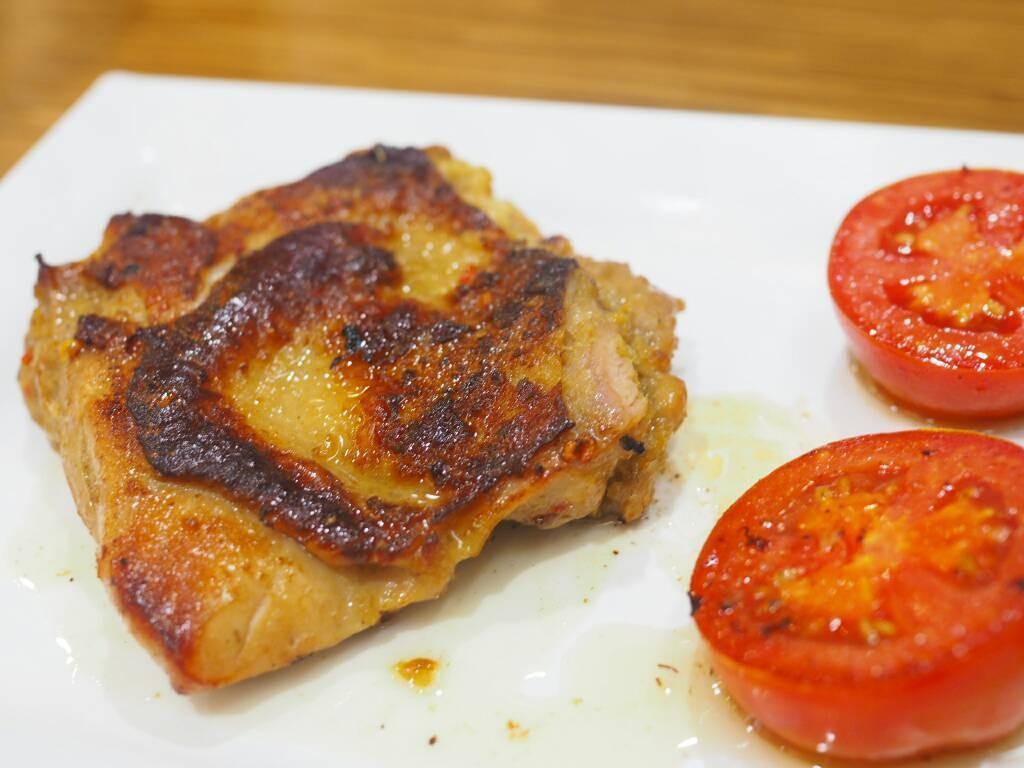 สเต็กไก่ตะไคร้