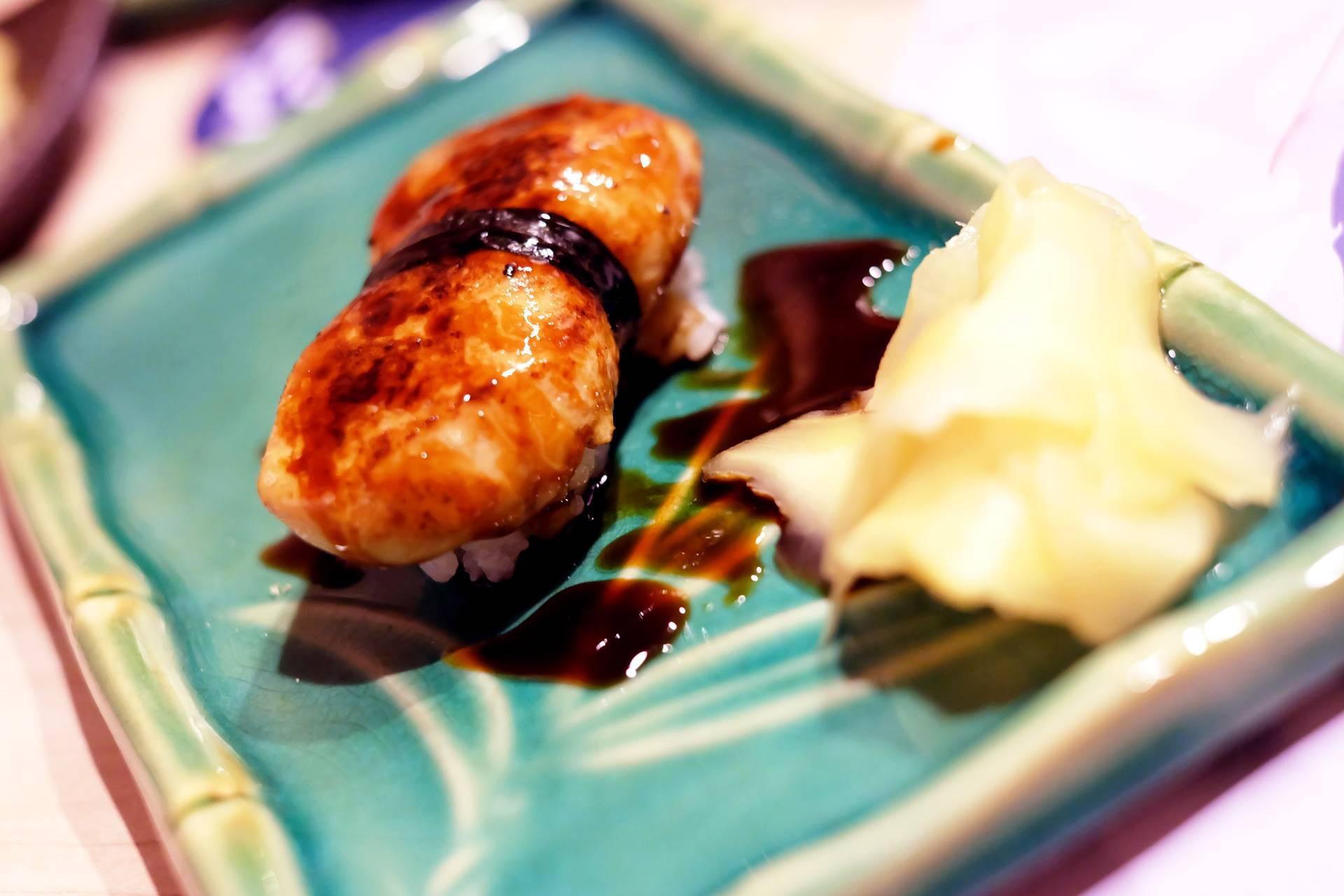 Foiegras Sushi !!