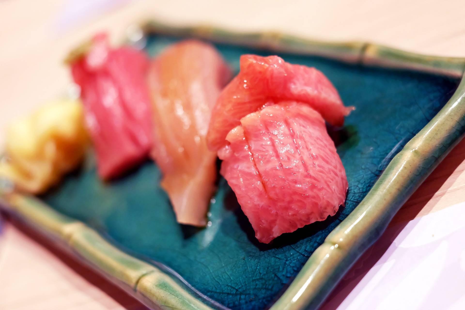 Otoro Sushi !!