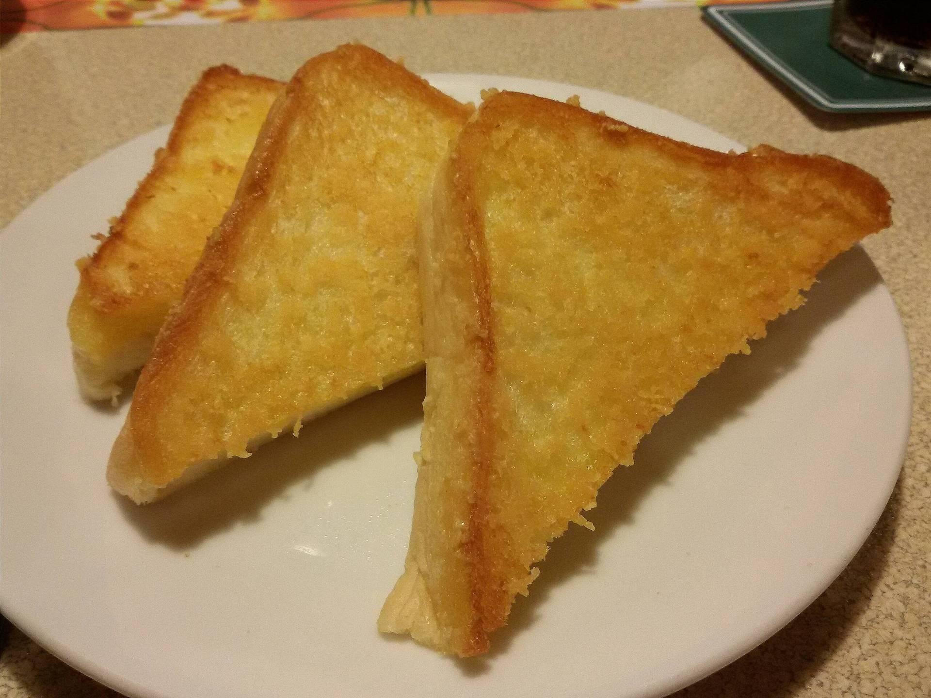 วิธีทำขนมปังชีสกรอบ