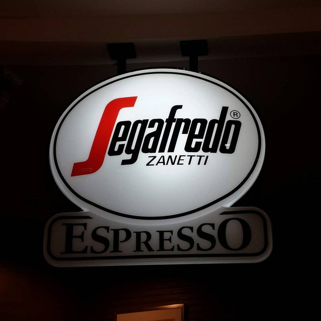 Segafredo Zanetti Espresso (เซกาเฟรโด ซาเนตติ เอสเปรสโซ่)