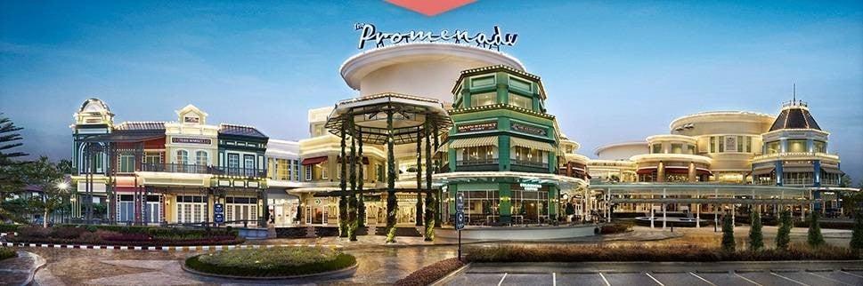 ร้านเสริมสวยและสปา ยอดนิยม ใน เดอะ พรอมานาด