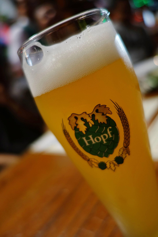 รีวิว Hops Brewhouse - House Beer ดีๆจ่ะ - Wongnai