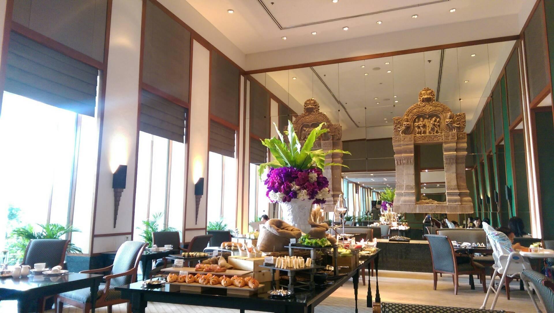 Lobby Salon The Sukhothai Bangkok Hotel