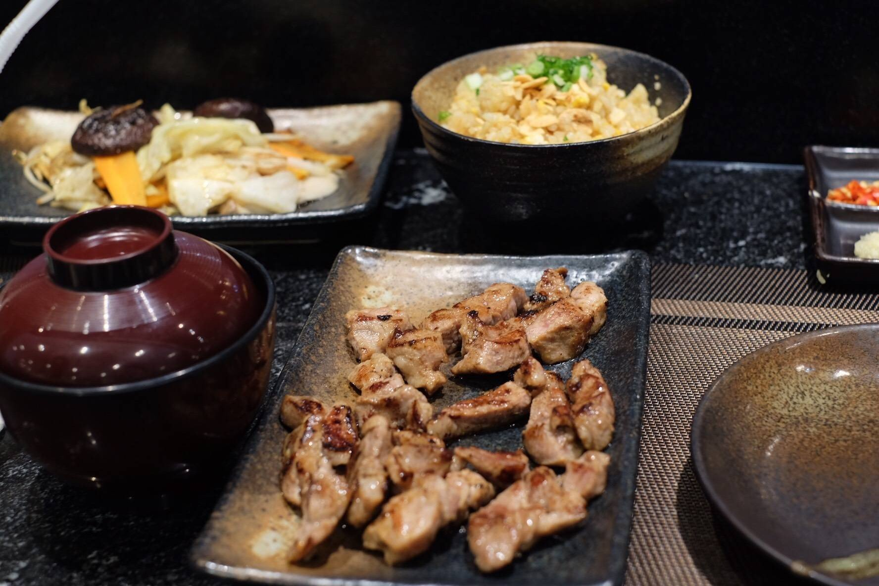Miyazaki Japanese Teppan Dining เดอะมอลล์ โคราช