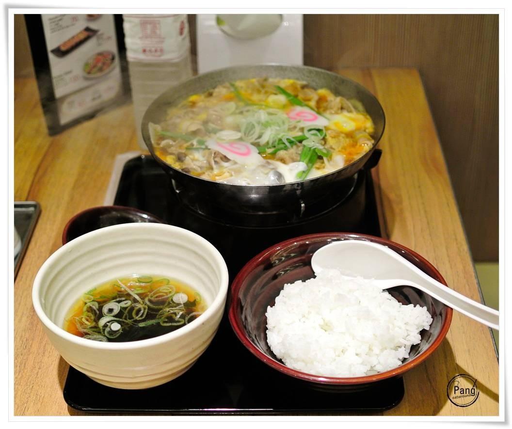 Tetsunabe -buta-tamagotoji -teishoku 159B