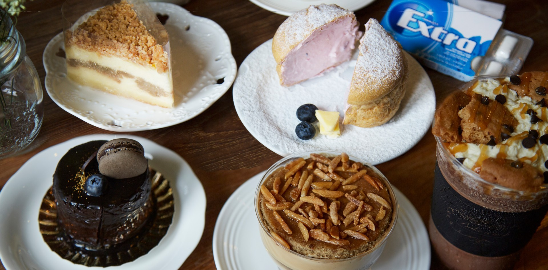 """เบาหวานขึ้นตาจะกี่จานก็โนแคร์ """"Bake a wish"""" ร้านขนม Top List ในดวงใจ"""