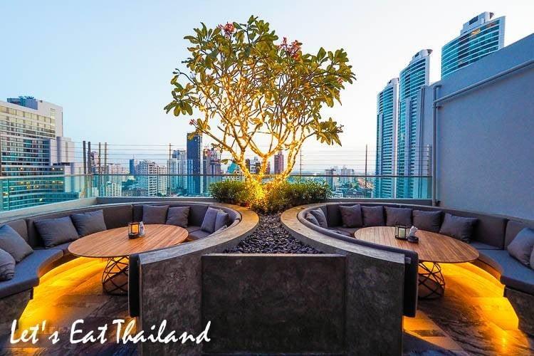 SKY On 20 (Rooftop Bar) Novotel Bangkok Sukhumvit 20