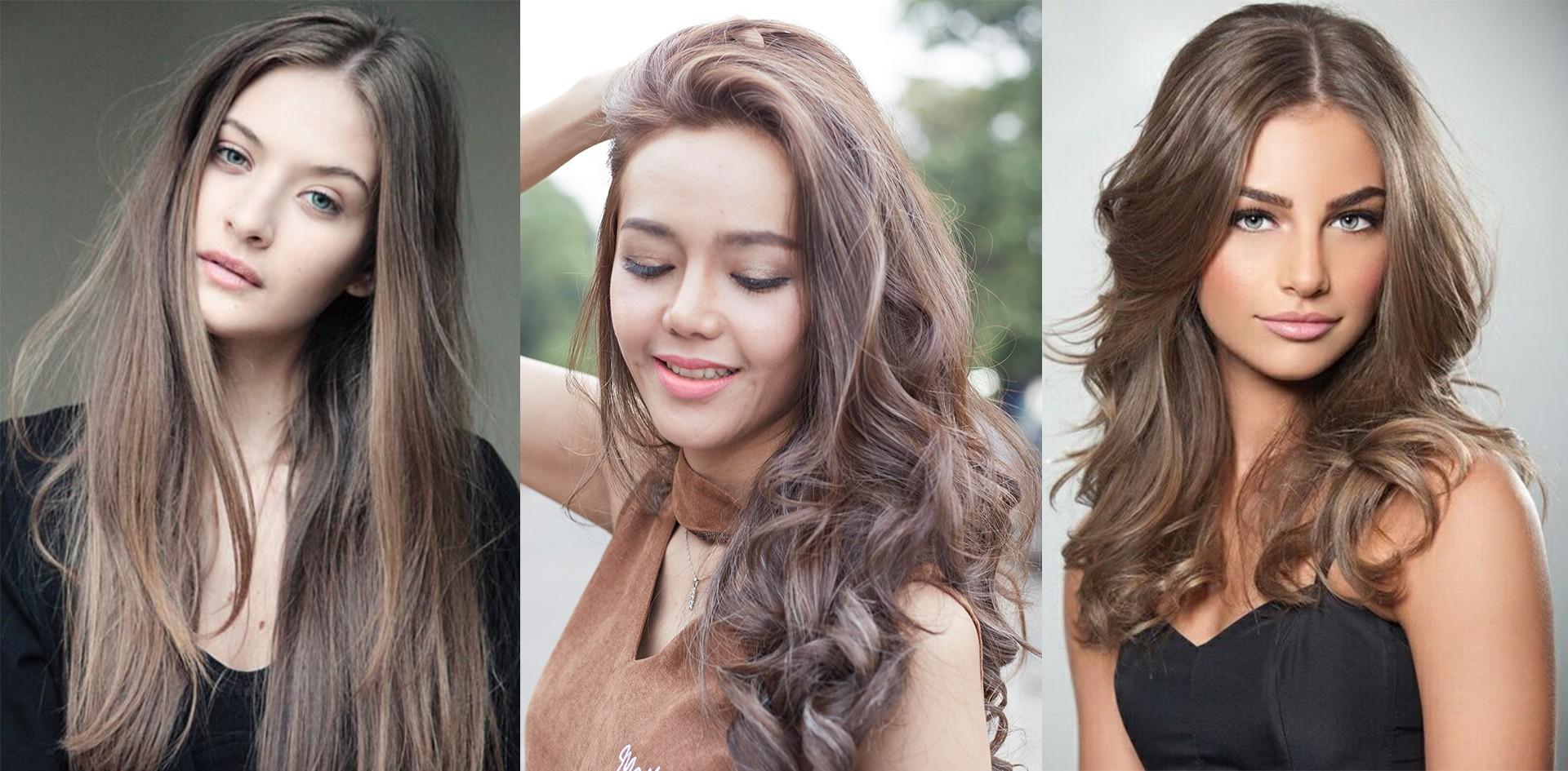 สาวผิวสีน้ำผึ้ง ทำผมสีอะไรดี มีคำตอบที่ JMG Hair Design