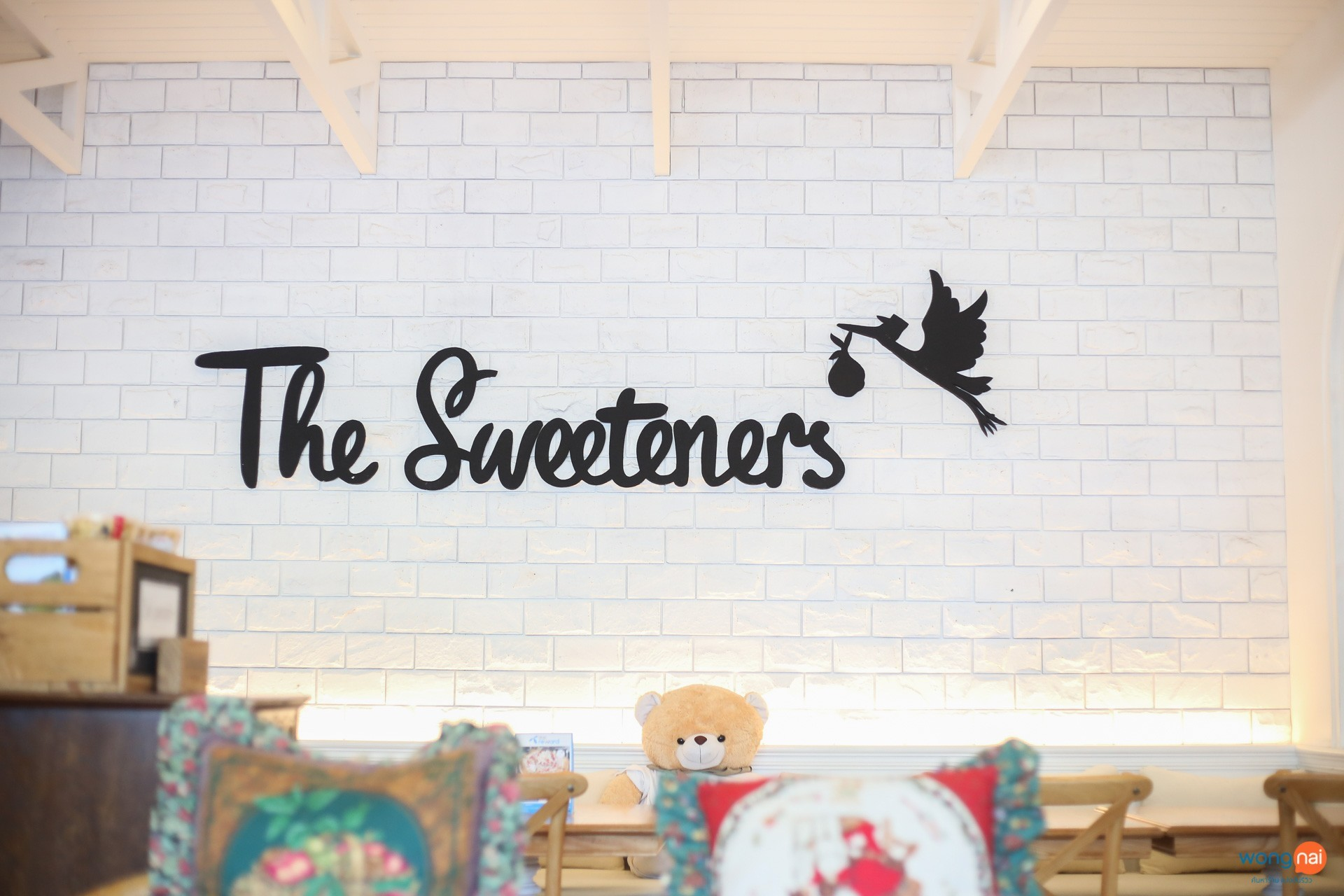 The Sweeteners Dessert & Sweet Cafe