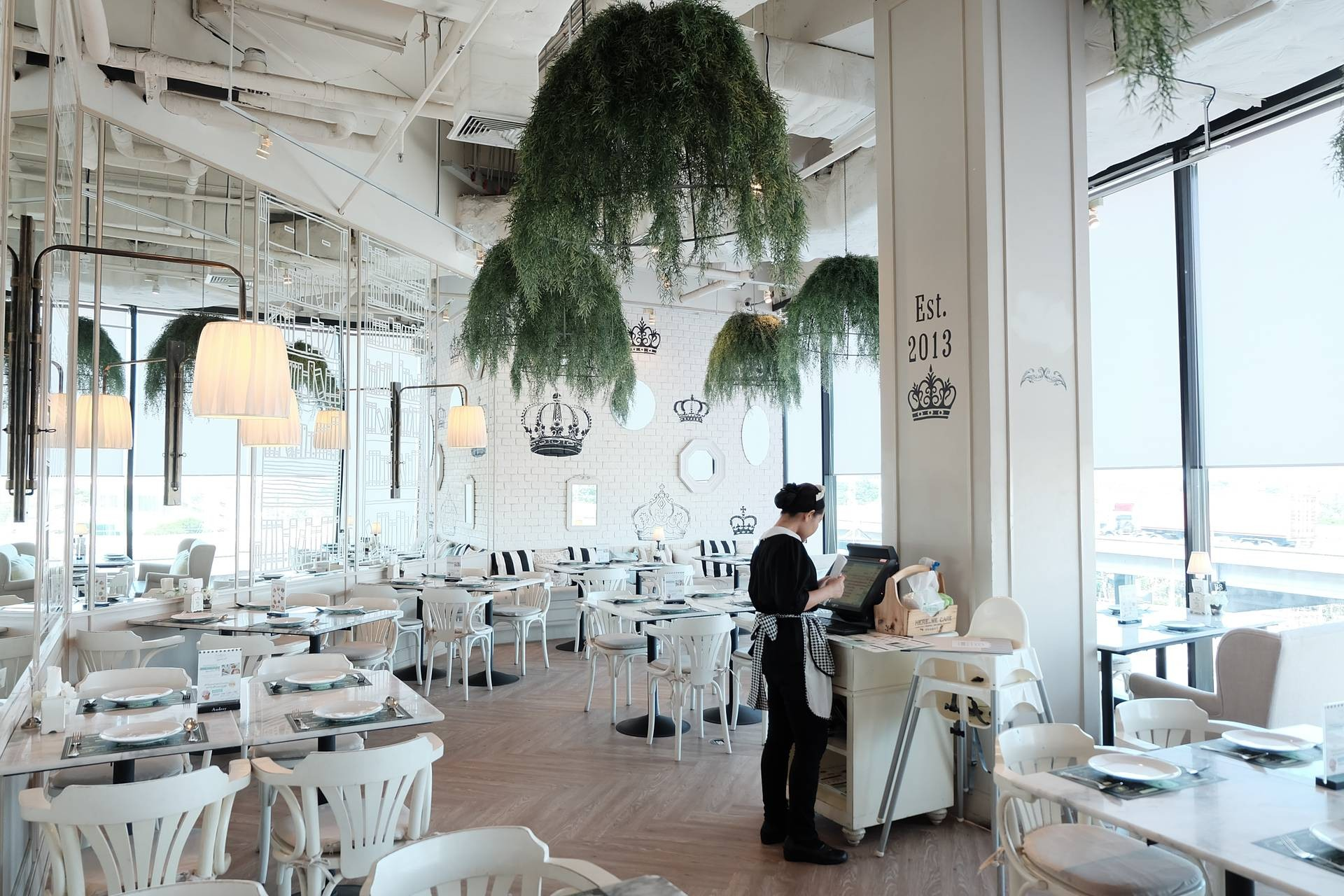 Audrey Cafe เซ็นทรัล ลาดพร้าว