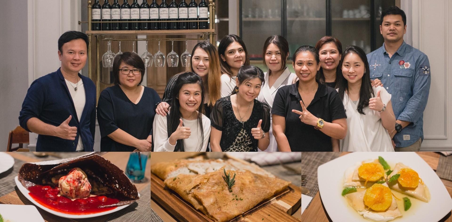 Wongnai Tasting x Crepes&co. ทองหล่อ 9