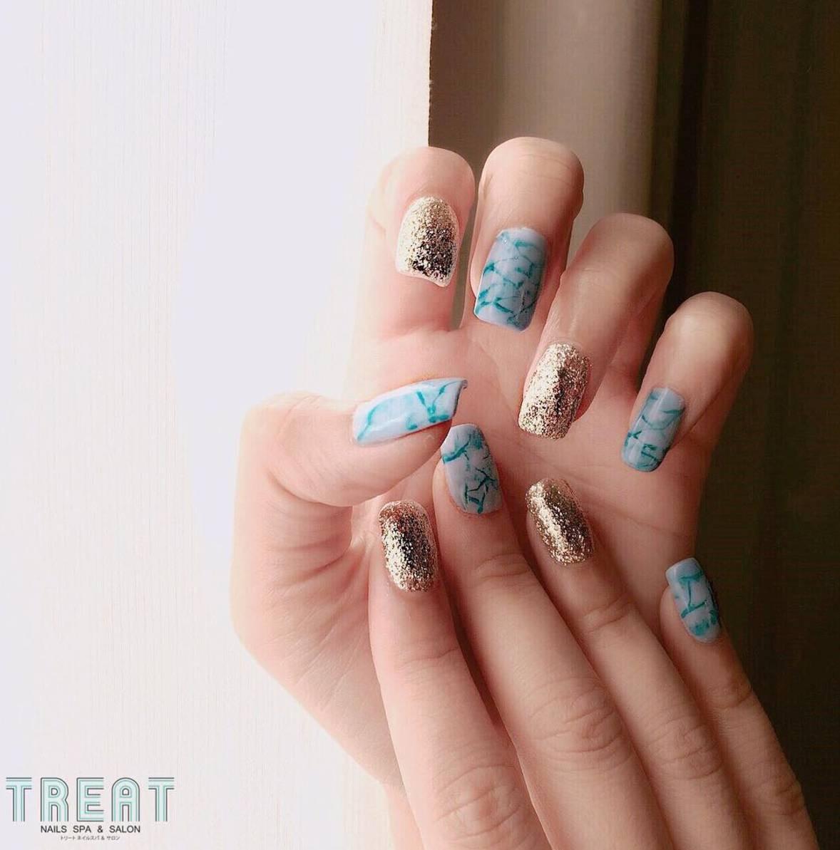 Treat nail salon Thonglor 12