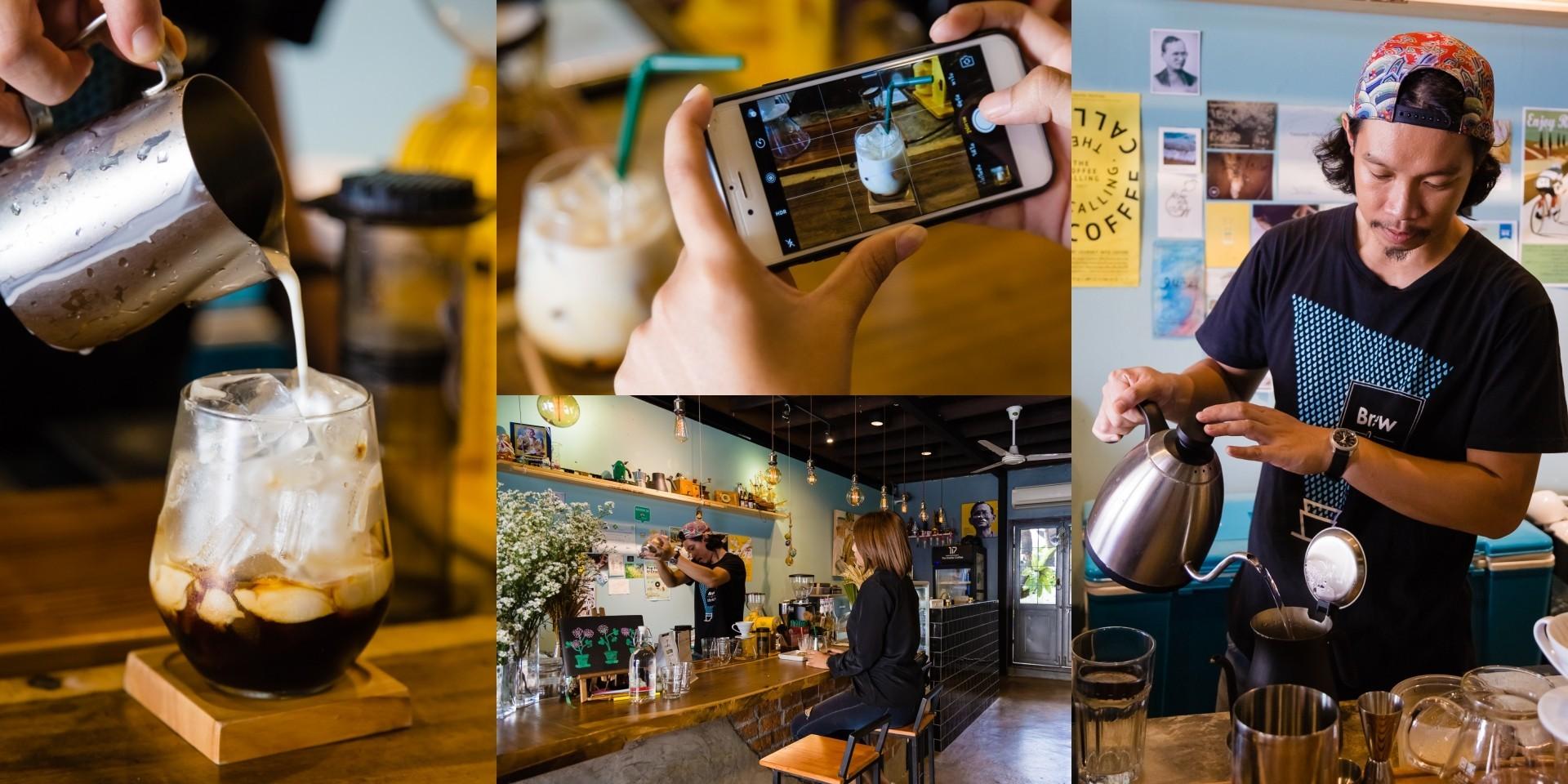 """ร้านกาแฟภูเก็ต บาริสต้าดีกรีแชมป์ประเทศไทย """"The Shelter Coffee"""" ภูเก็ต"""