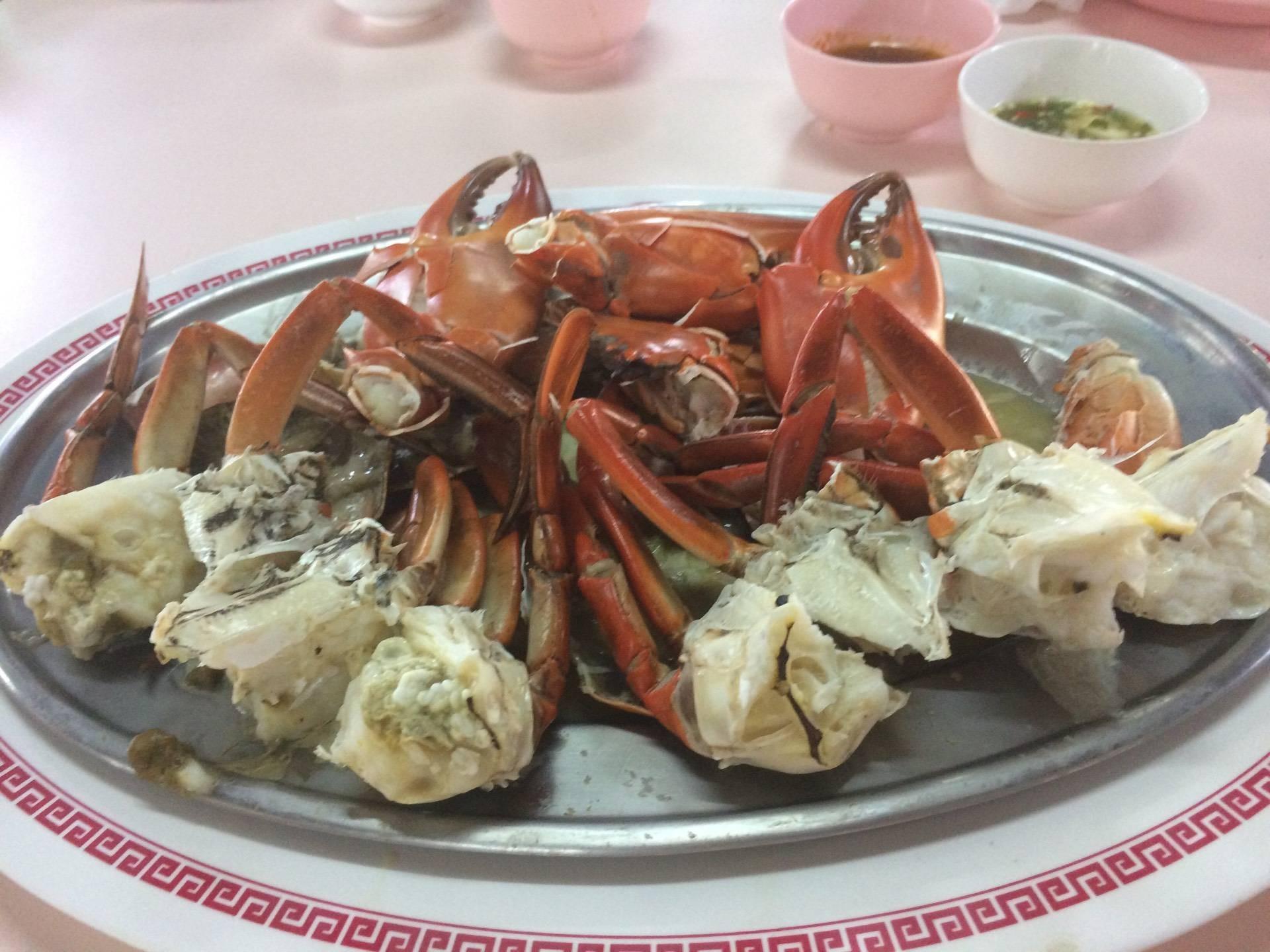 เมนูของร้าน แดงอาหารทะเล (ต้นตำรับ)