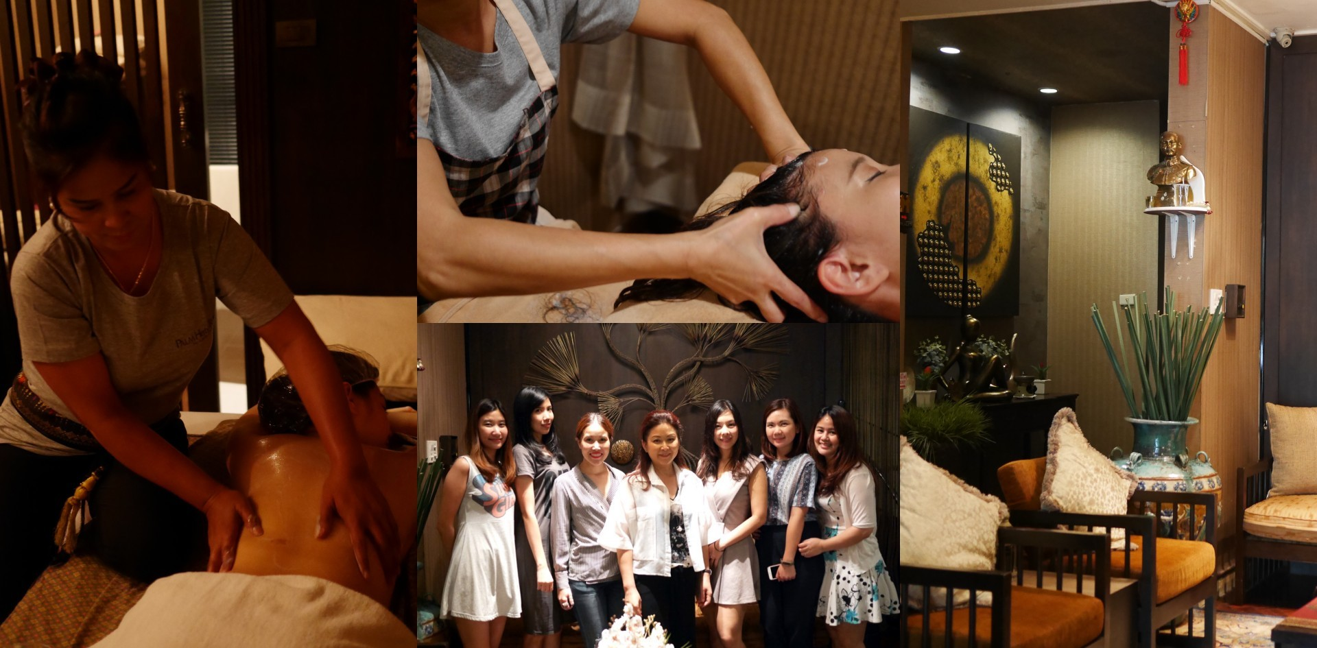 Wongnai Beauty Party x Palm Herbal Retreat The Authentic Spa