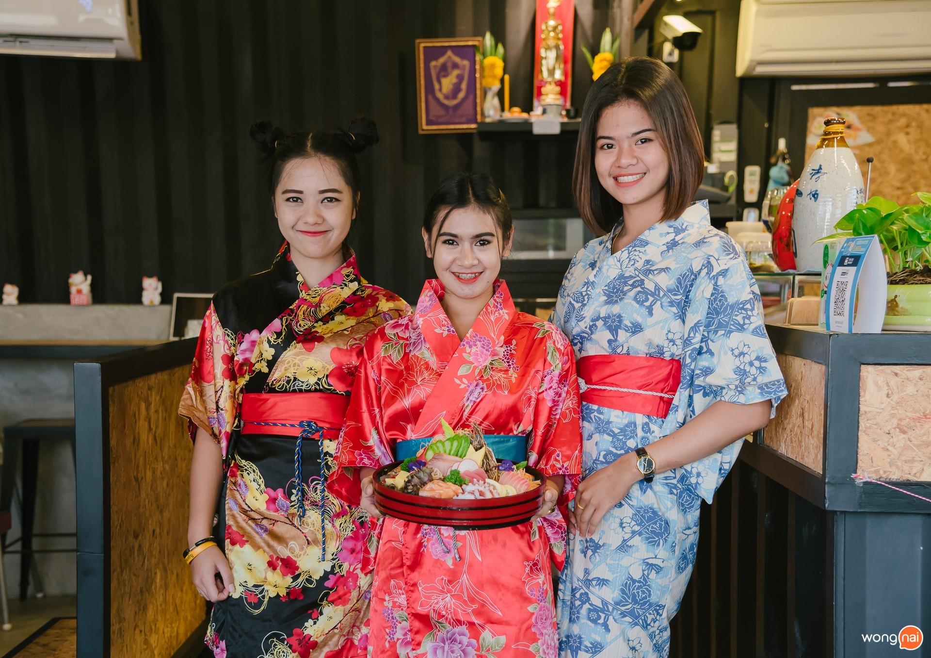 """ร้าน """"Masaaki Sushi"""" ภูเก็ต"""