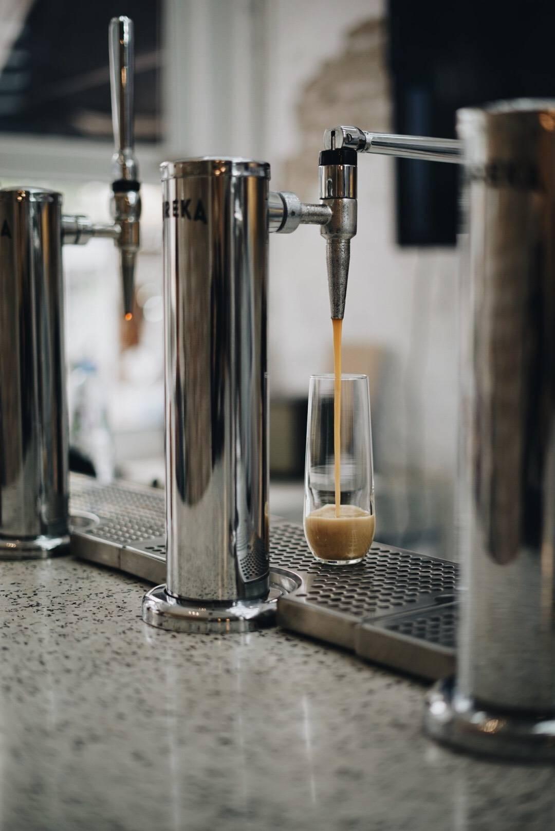 Eureka Nitro Coffee