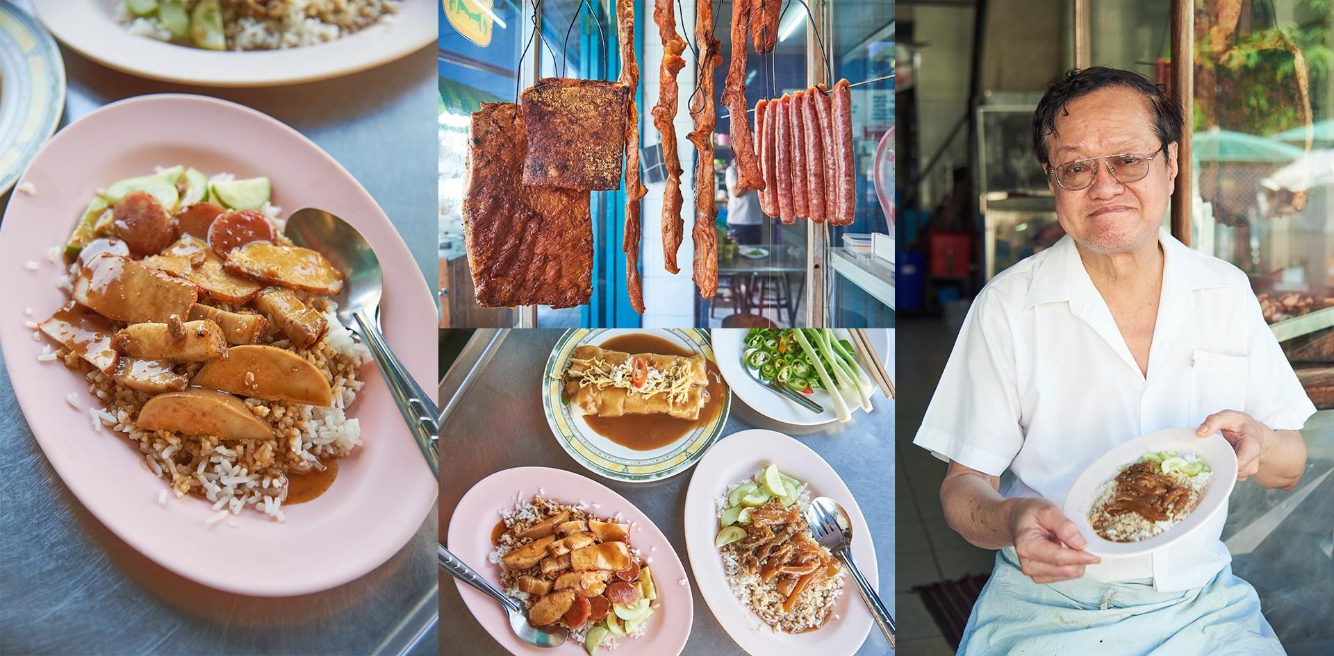 """""""อุดมโภชนา"""" ร้านในตำนาน ณ แพร่งภูธรอุดมด้วยอาหารรสเด็ดรสเดิมนับ 83 ปี"""