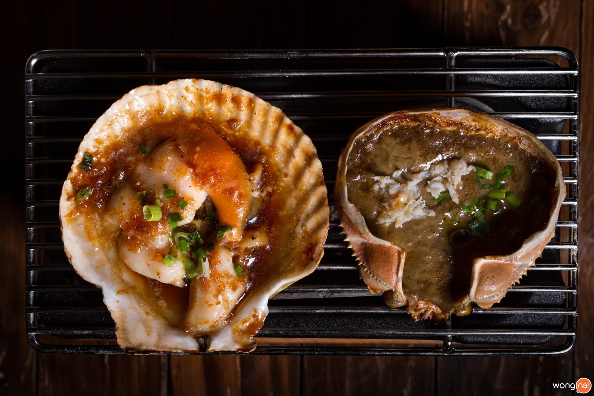 เมนู Kani Miso ร้าน Kita Yakitori & Grilled Seafood เชียงใหม่