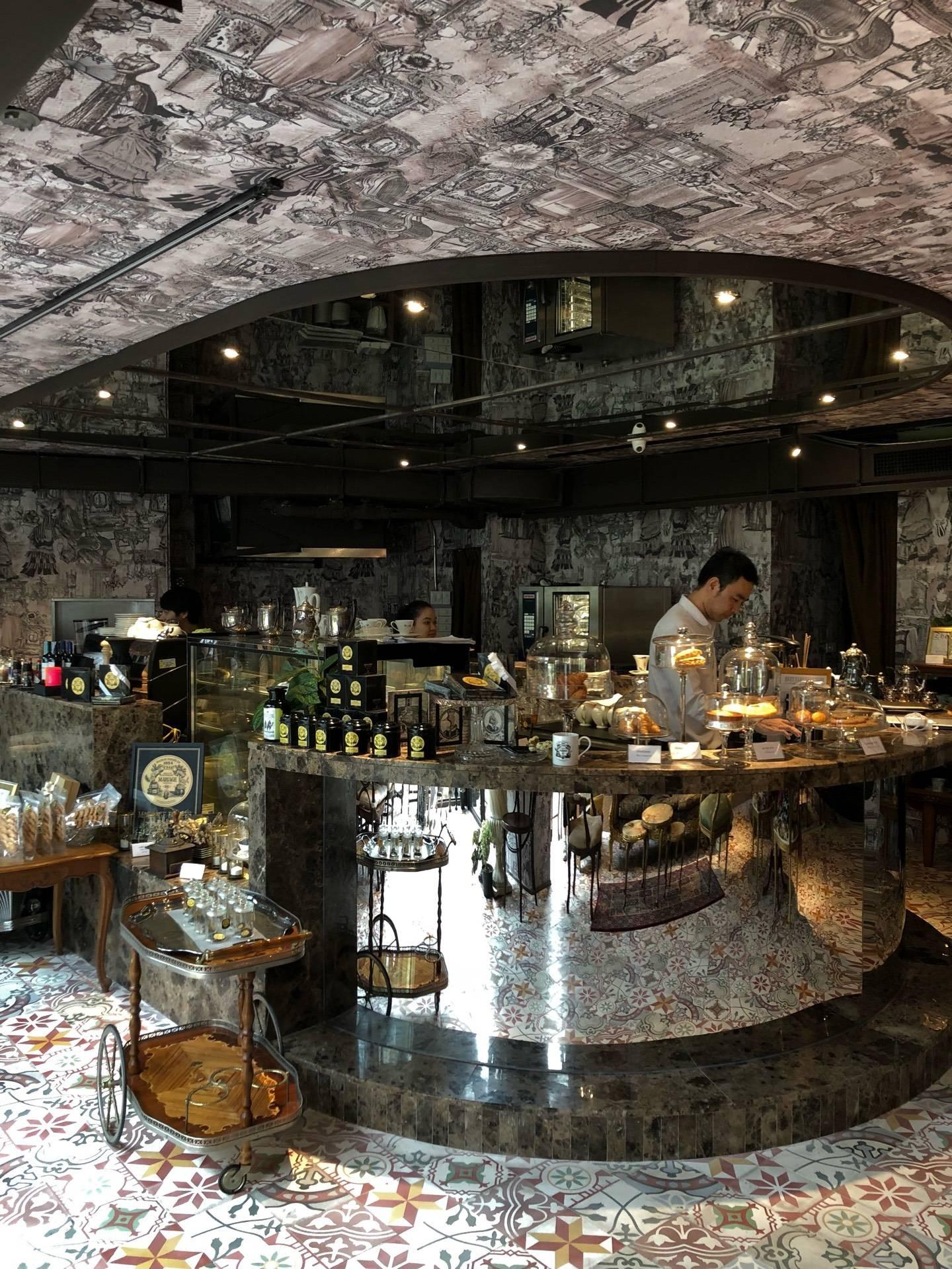 The' tea house  ทองหล่อ