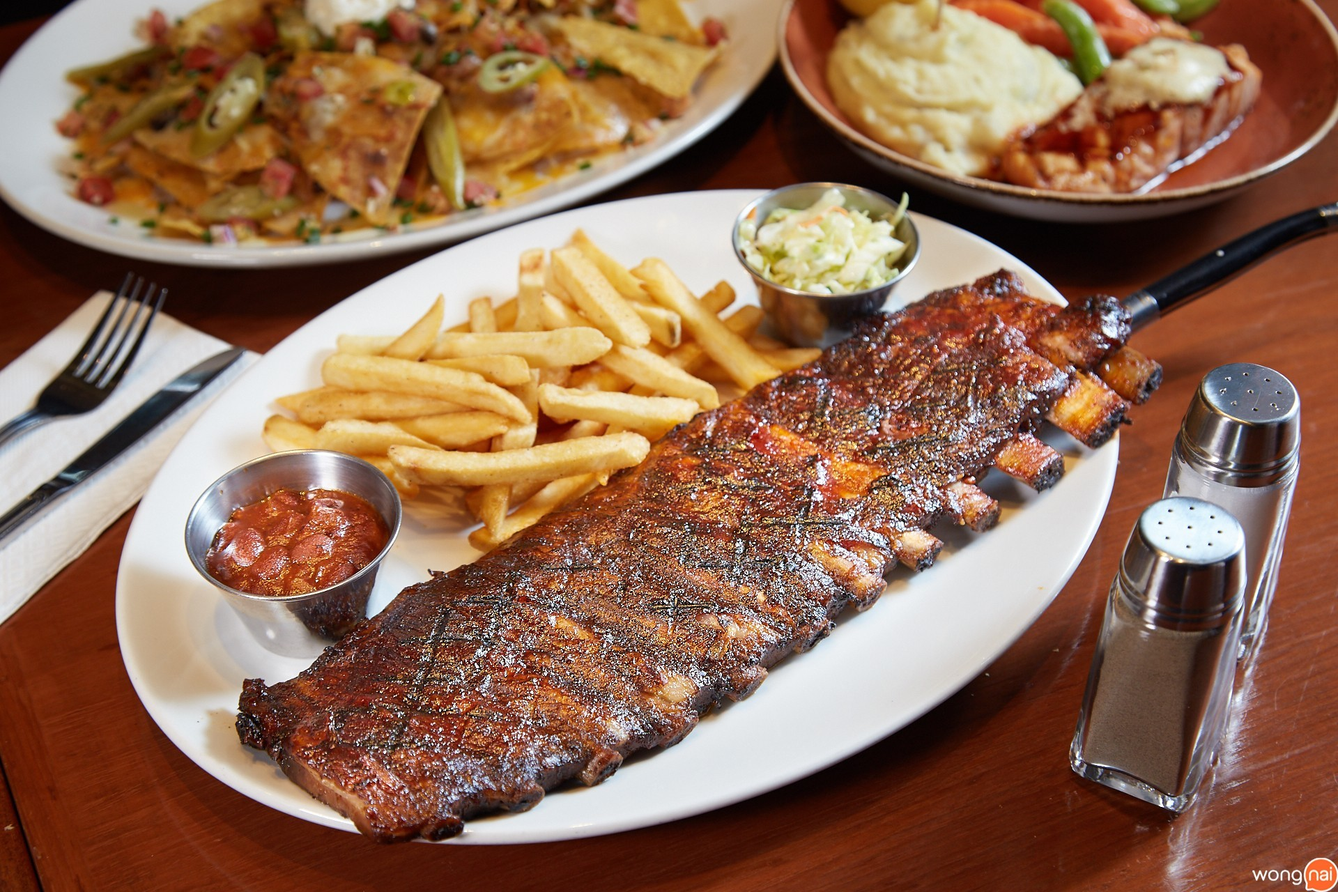 อาหาร Hard Rock Cafe