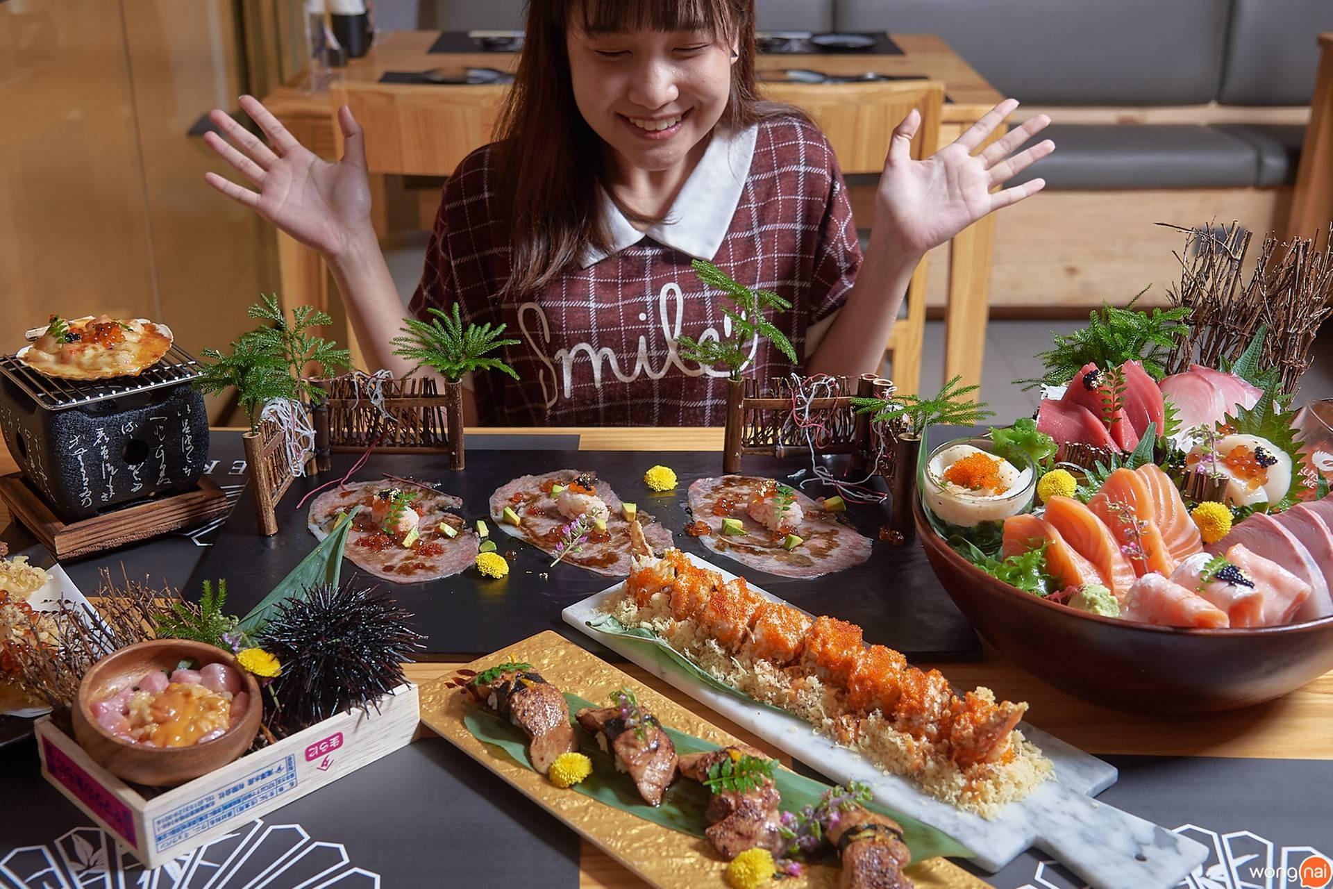 ร้าน Sushi Seki