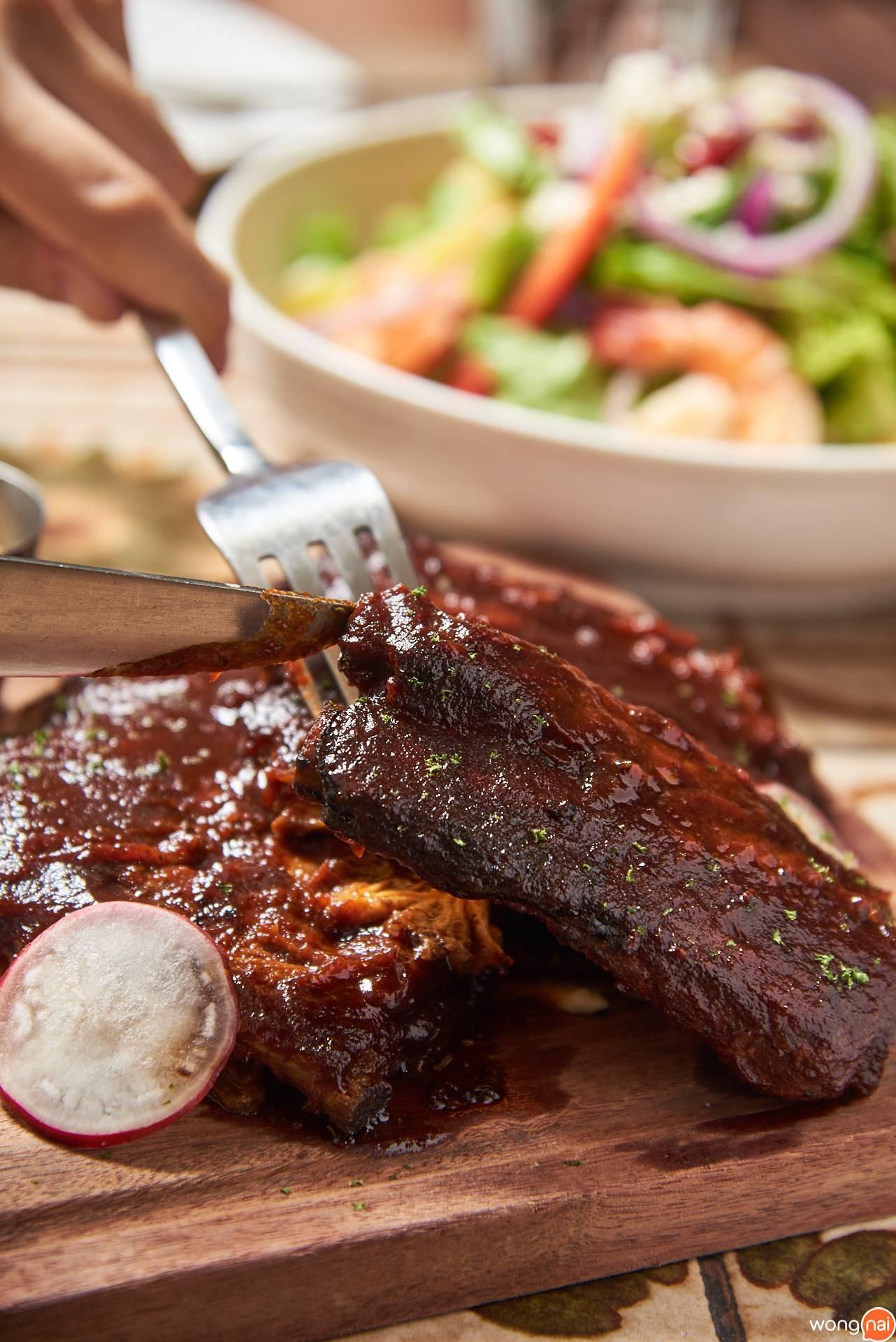 BBQ Pork Spareribs Mellow