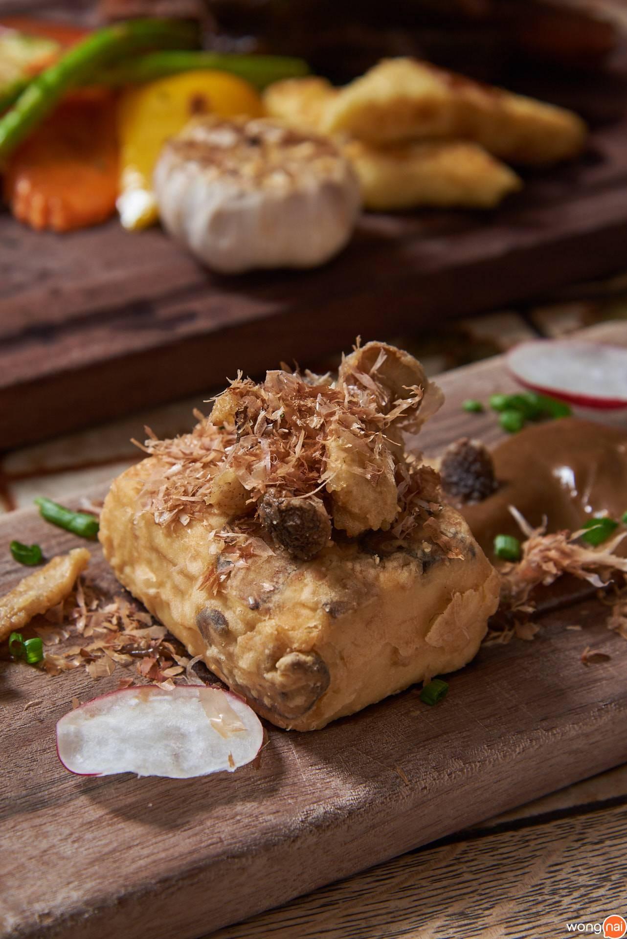 Homemade Tofu Foie Gras Sauce Mellow