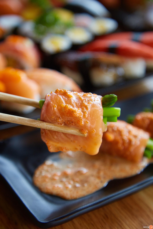 Asuka Sushi & Sashimi Buffet พัทยา บุฟเฟ่ต์อาหารญี่ปุ่น