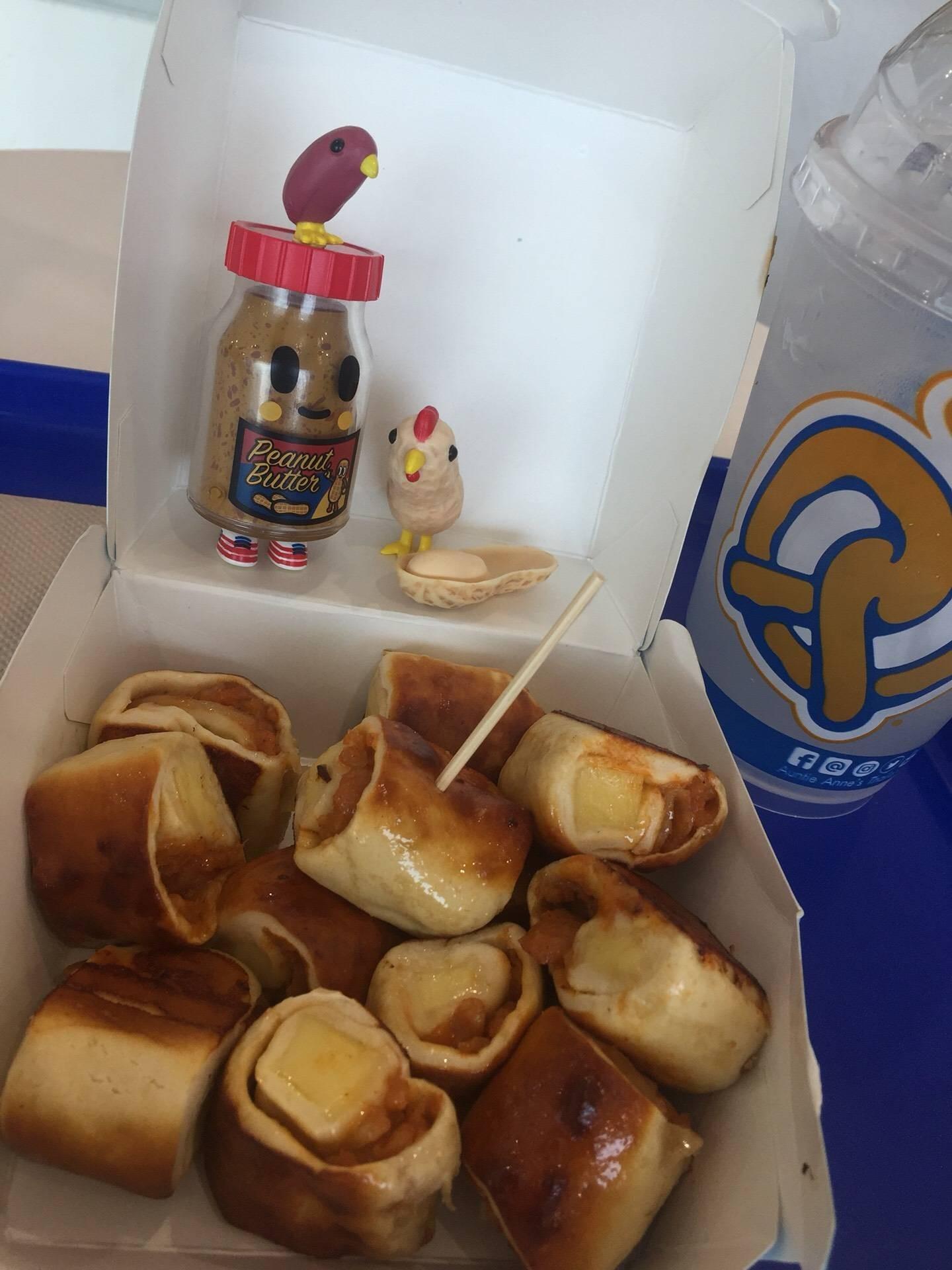 Cheeseburger Pretzel Nuggets Set2
