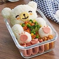 ข้าวกล่องหมีน้อย