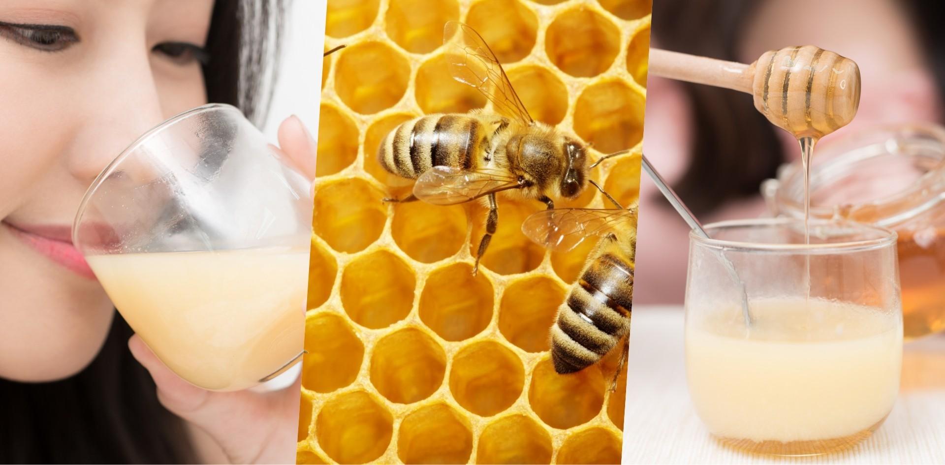 """แชร์วิธีบำรุงผิวด้วย """"นมผึ้ง"""" ที่กำลังฮิตในตอนนี้"""