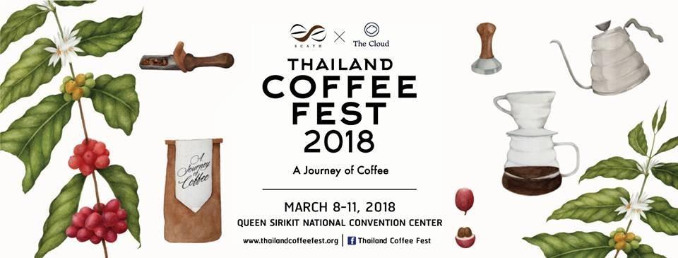 Thailand Coffee Fest