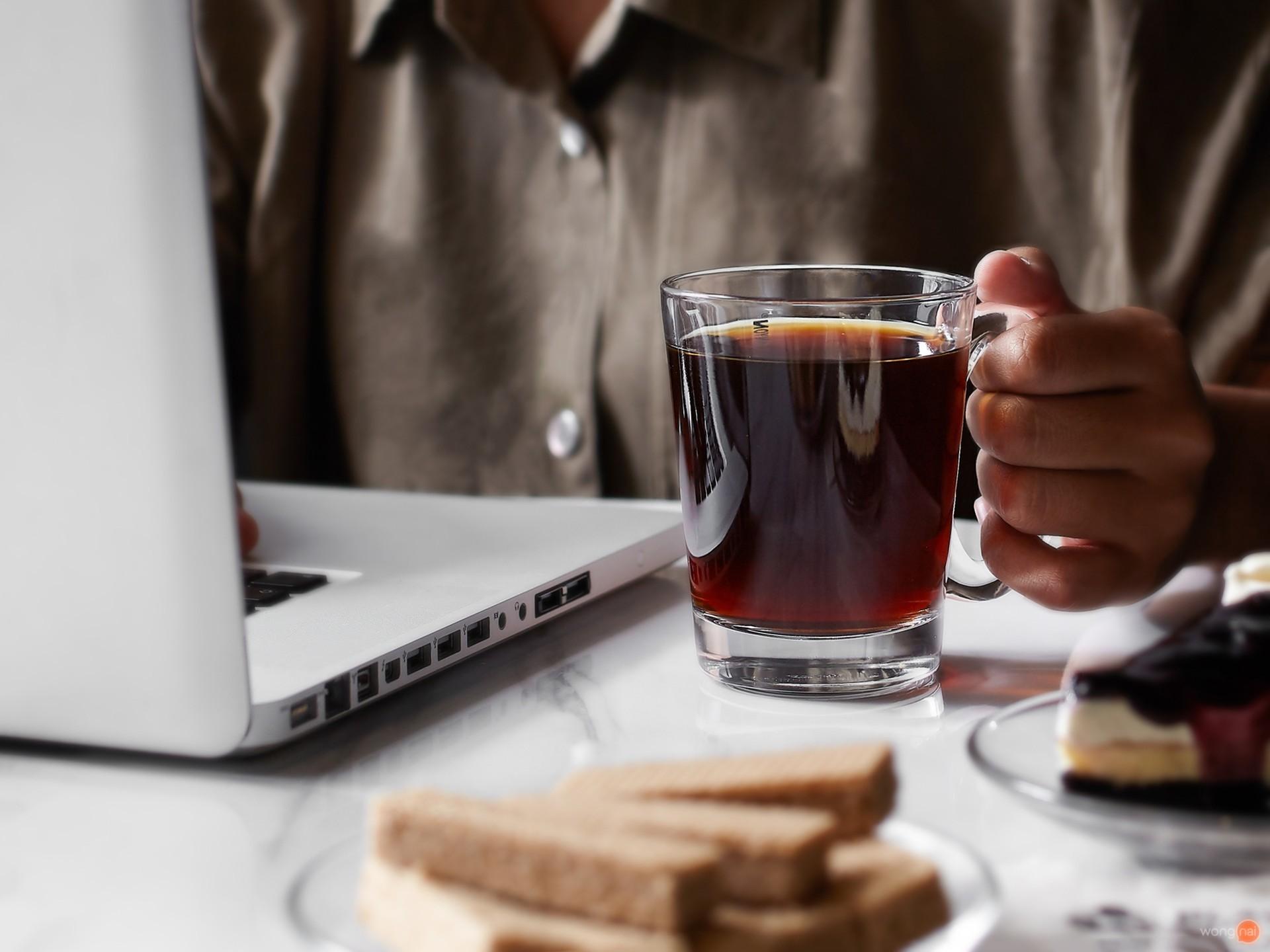 Drip Coffee กาแฟคั่วบดพร้อมกระดาษกรองสำเร็จรูป จาก Black Canyon